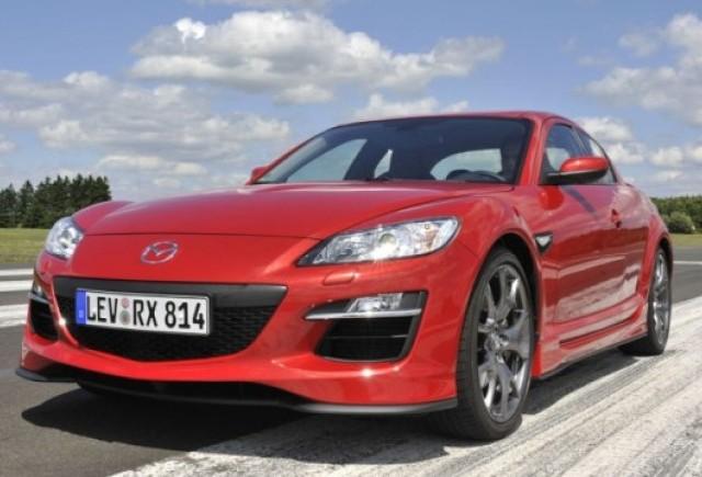 Noul Mazda RX8 facelift