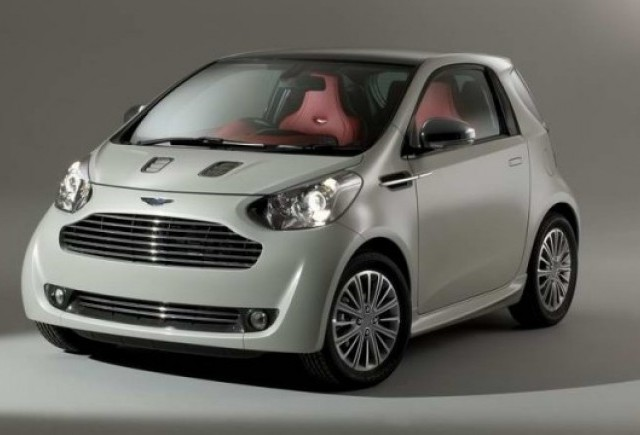 Premiera: Aston Martin Cygnet