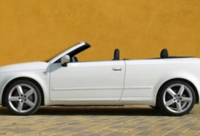 Noul Seat Exeo Cabrio va fi lansat in 2010
