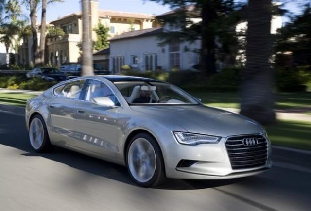 Noul Audi A7 va fi la fel de luxos ca si A8