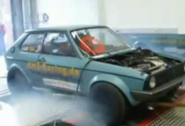 VIDEO: VW Polo cu 1032 cai putere