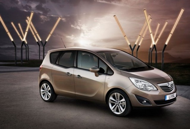 Iata noul Opel Meriva!
