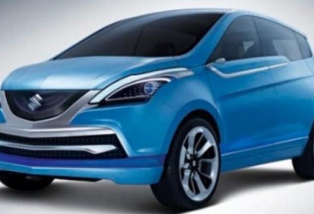 Salonul Auto de la New Delhi: Suzuki prezinta conceptul R3
