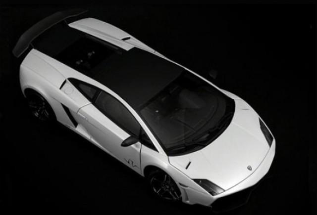 Lamborghini Gallardo LP570-4 SV, primele imagini