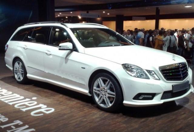 Mercedes E-Klasse va fi primul hibrid diesel