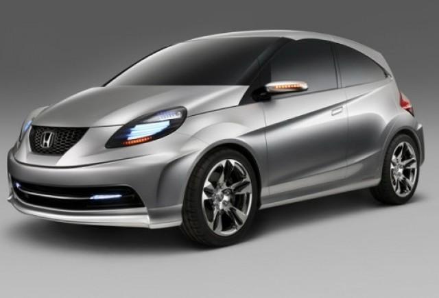 Honda prezinta conceptul viitorului model low-cost