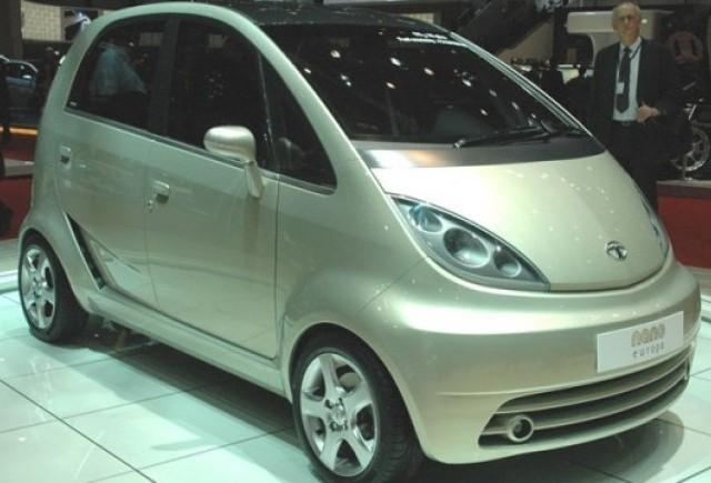 Incredibil: Tata Nano va avea o versiune de 220.000 de dolari