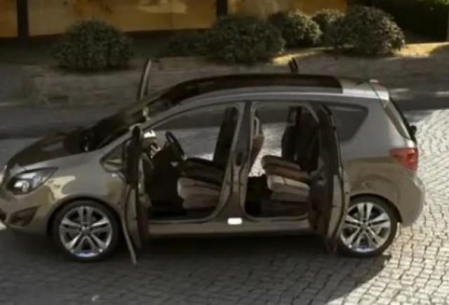 VIDEO: Opel Meriva se prezinta