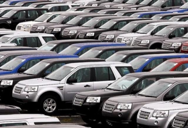 Vanzarile de masini noi au crescut in Marea Britanie cu 39% in decembrie