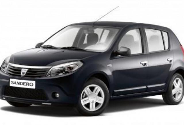 Versiunea GPL a Dacia Sandero a revigorat piata masinilor de acest tip din Franta