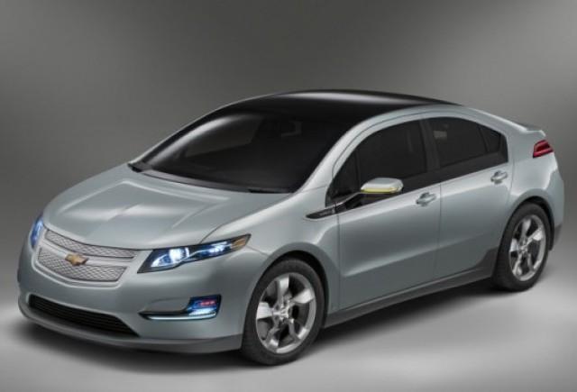 Chevrolet Volt ar putea costa doar $40.000