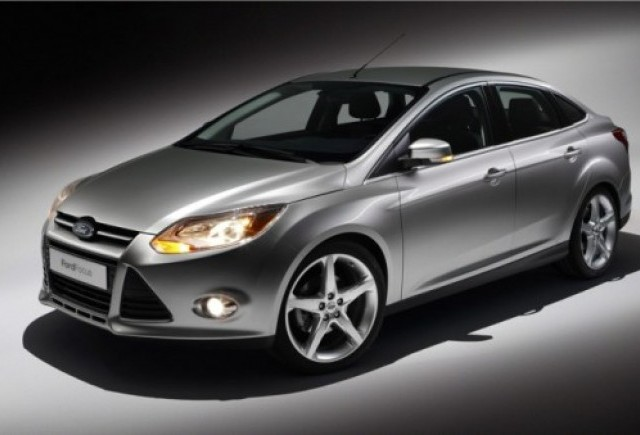 OFICIAL: Noul Ford Focus