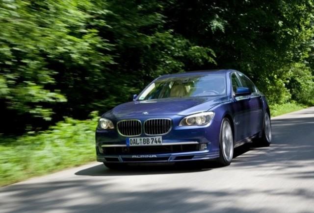BMW va lansa Alpina B7
