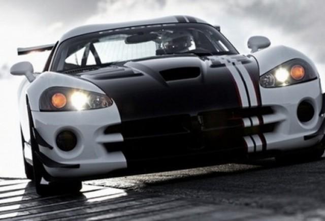 Detroit LIVE: Dodge Viper SRT10 ACR-X