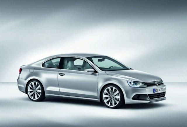 Detroit LIVE: Volkswagen prezinta Jetta Coupe hibrid