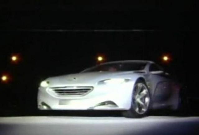 VIDEO: Conceptul Peugeot SR1 se prezinta