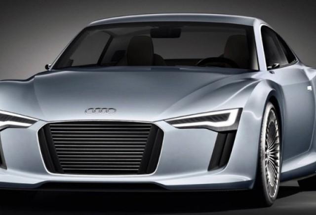 Detroit LIVE: Un nou Audi e-Tron
