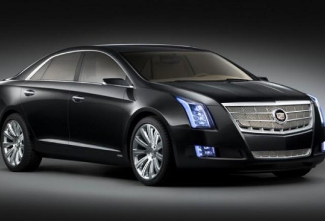 Detroit LIVE: Noul Cadillac XTS Platinum