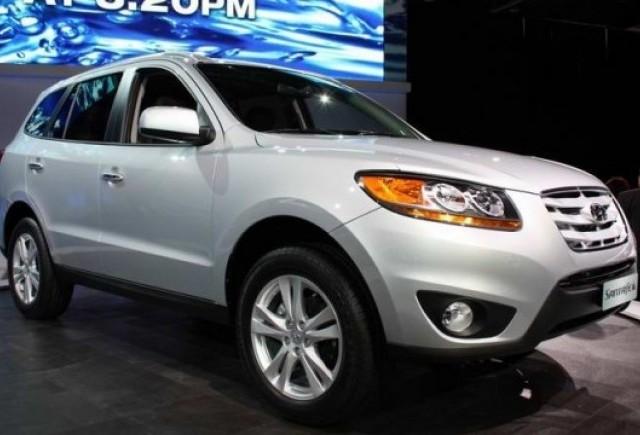 Detroit LIVE: Hyundai Santa Fe