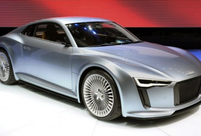 Detroit LIVE: Audi eTron ar putea fi noul R4