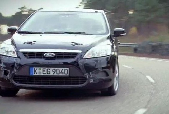 VIDEO: Cum a aparut noul Ford Focus