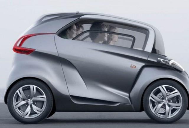 Peugeot anunta ca va produce conceptul BB1