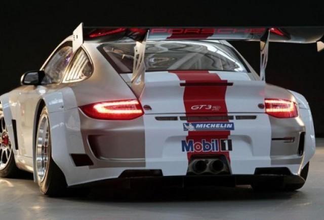 Iata noul Porsche 911 GT3 R