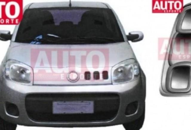 Ipoteze: noul Fiat Uno