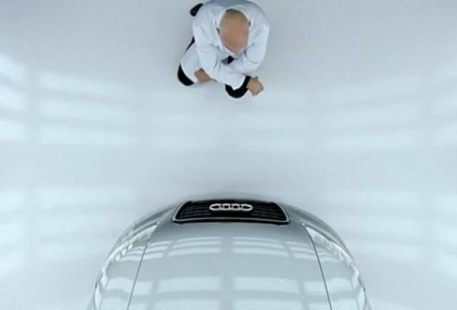 VIDEO: Cum se promoveaza Audi A6?