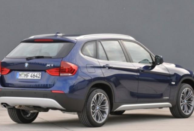 BMW lanseaza motorizari noi pentru X1