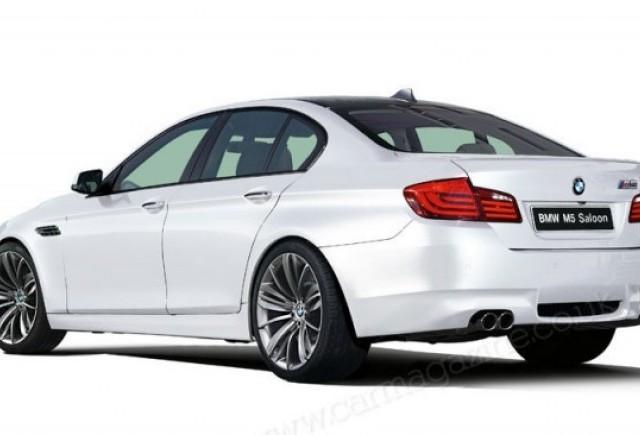 Detalii despre noul BMW M5