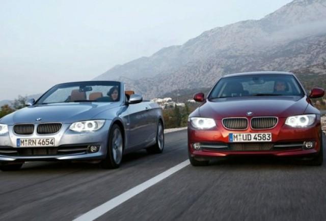 Oficial: BMW Seria Coupe si Cabrio facelift