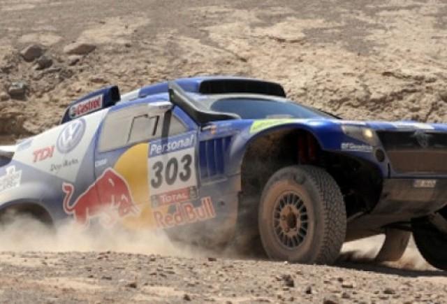 Carlos Sainz a castigat Raliul Dakar