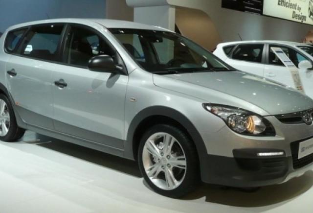 Noul Hyundai i30  CW XRoad