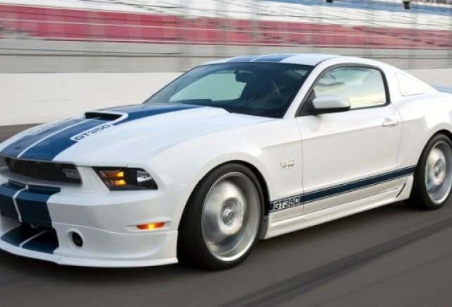 Shelby prezinta noul Ford Mustang GT 350