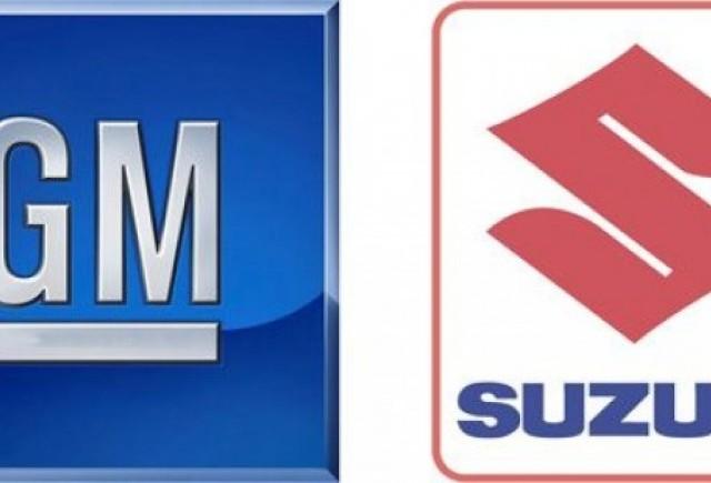 Suzuki renunta la parteneriatul cu GM