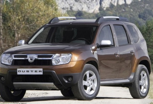 Dacia Duster va fi lansata in luna mai