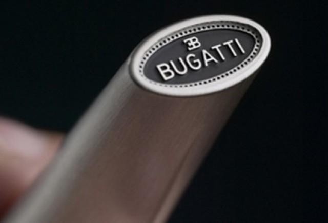 Bugatti pune in vanzare un stilou de 15.000 $