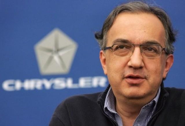 Sergio Marchionne anunta fuziunea Chrysler-Lancia