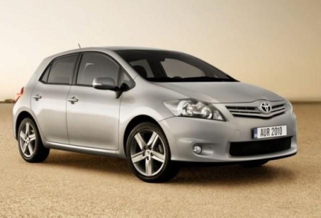 Toyota Auris facelift va fi prezentat la Geneva