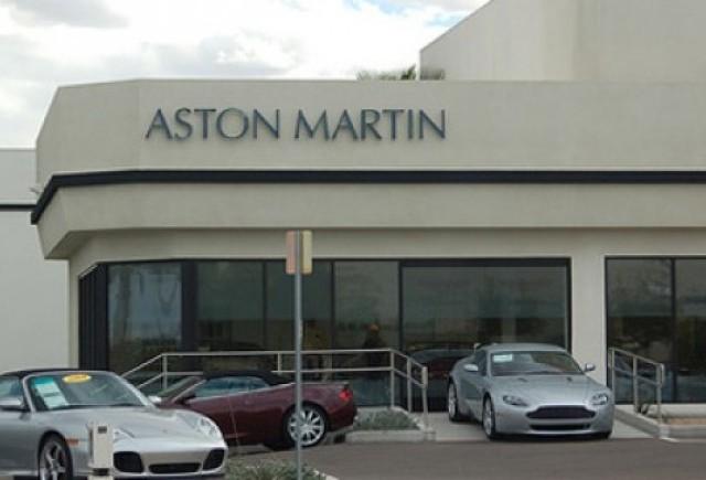 Aston Martin debuteaza in America de Sud