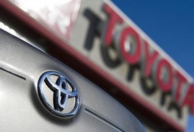 Recall Toyota de 2,3 milioane de masini