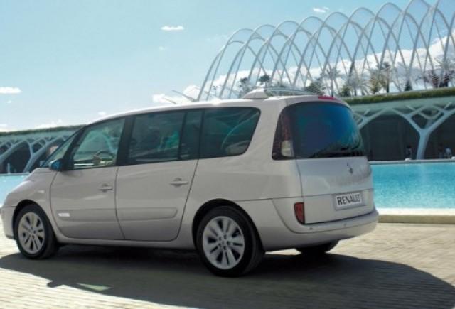 Noua gama Renault Espace