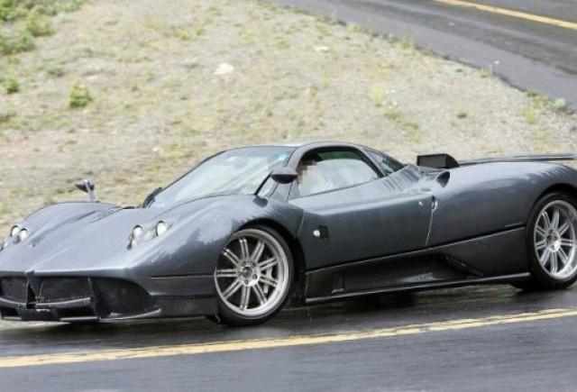 Noul Pagani C9 va avea 700 CP si un cuplu de 1000 Nm