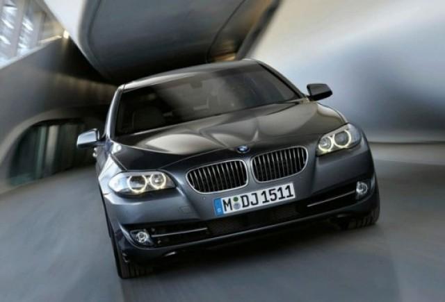 BMW Seria 5 Activehybrid va fi lansat la Geneva