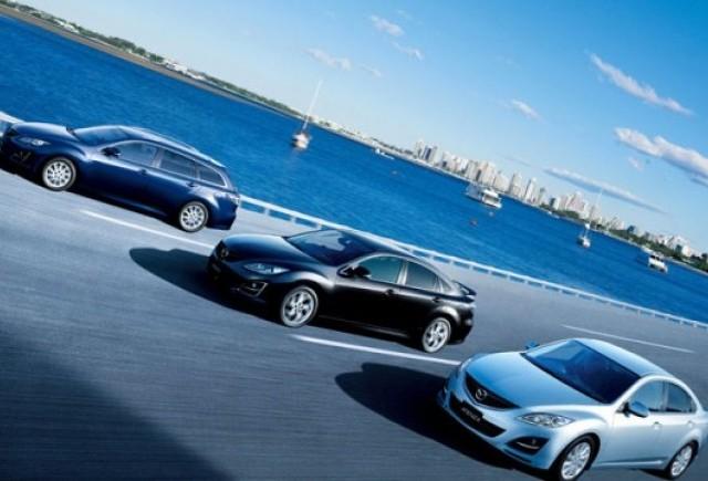 OFICIAL: Mazda6 facelift