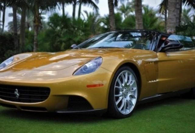 FOTO: Ferrari P540 Superfast Aperta