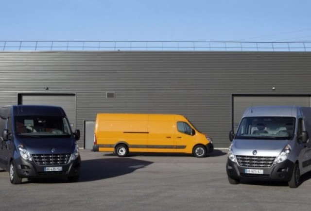 OFICIAL: Noul Renault Master