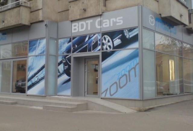 Nou showroom Mazda in centrul Bucurestiului