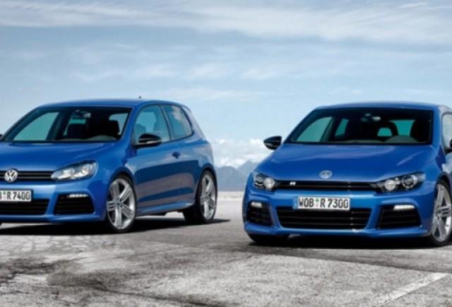 Volkswagen va lansa divizia sport R
